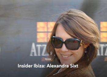 Insider Ibiza: Alexandra Sixt